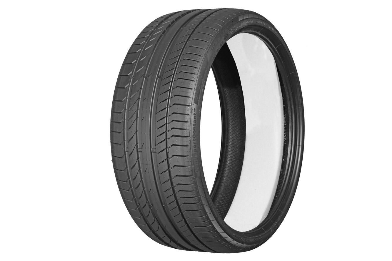 ContiSilent tire complete