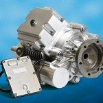 BorgWarner's front cross differential technology