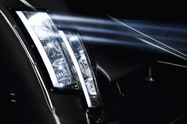 Audi laser light and Matrix LED