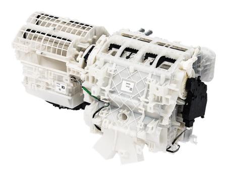 New automotive climate control unit