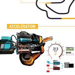 Renault Energy F1 power unit operation