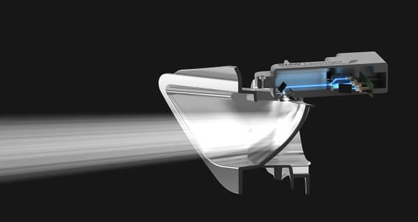 BMW Laser light for BMW i8
