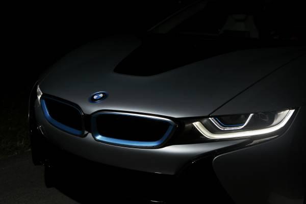 BMW i8, Laserlight