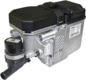 Radiateur de chauffage pour circuit de refroidissement développé par Idle Free Systems