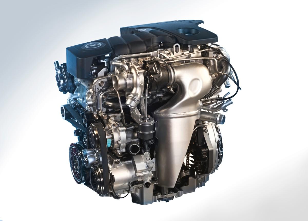Opel Meriva 1.6l CDTI