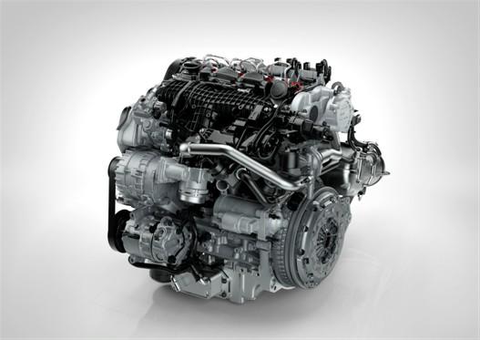 Le nouveau moteur diesel Drive-E, côté froid