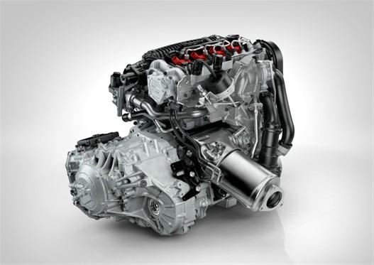 Le nouveau moteur diesel Drive-E, côté chaud
