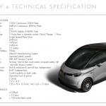 Yamaha MOTIV.e - technical specification