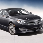 Lincoln MKZ with CCD system