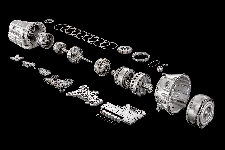 Processus de fabrication amélioré de la nouvelle Mercedes-Benz 9G-TRONIC