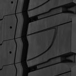 Michelin Shoulder grooves