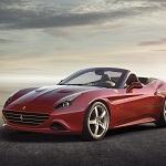 New Ferrari California T