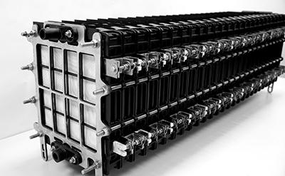 Battery pack Alcoa-Phinergy