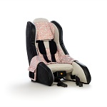 Inflatable child seat concept