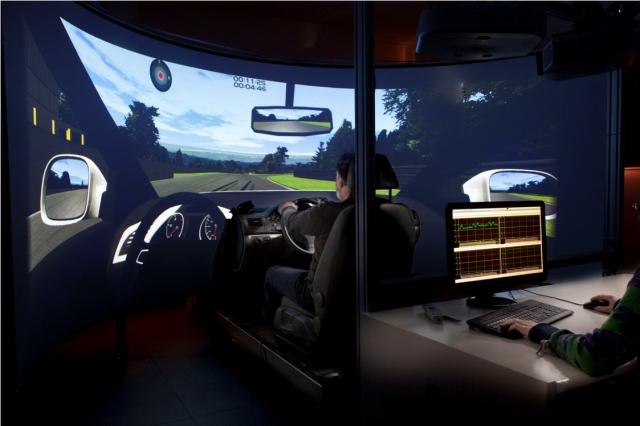 SimCenter - Static Simulator VW 01