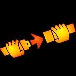 Seatbelt reminder logo