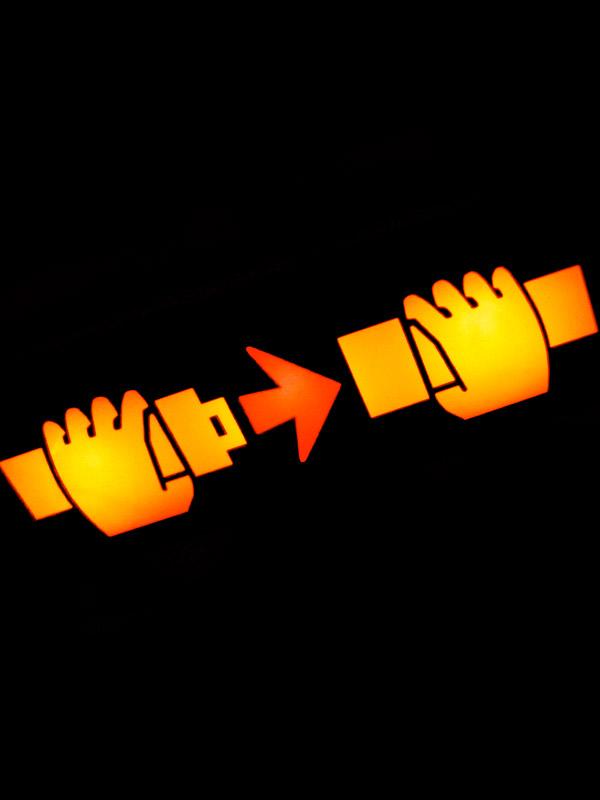 Système de rappel de bouclage de la ceinture