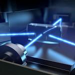 BMW laser light
