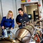 Emission reduction technology testing