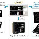 SCADE-display-application-generation