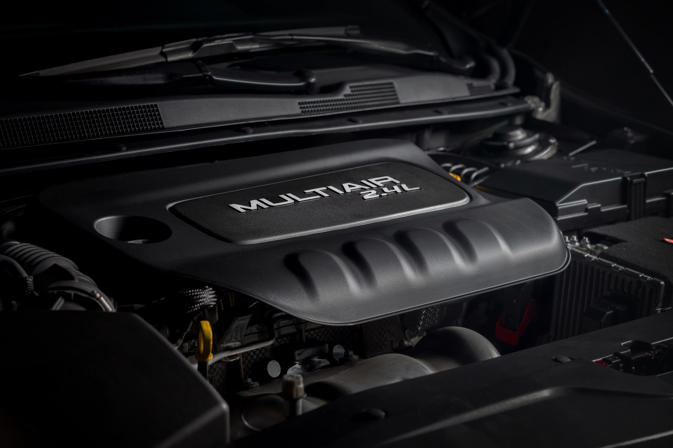 2015 Chrysler 200 2.4-liter MultiAir2 Tigershark I-4 engine