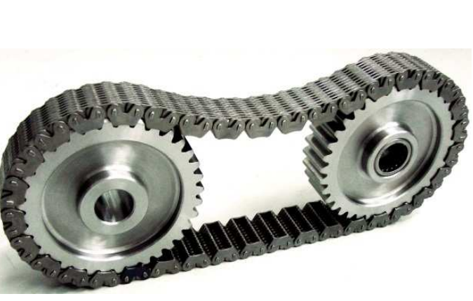 HY-VO chain drive