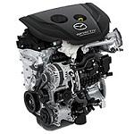 Mazda SKYACTIV-D 1.5 diesel engine