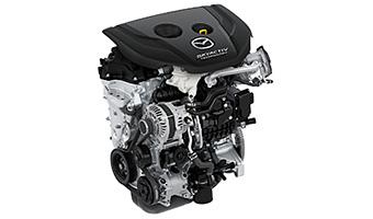 SKYACTIV-D 1.5l diesel engine