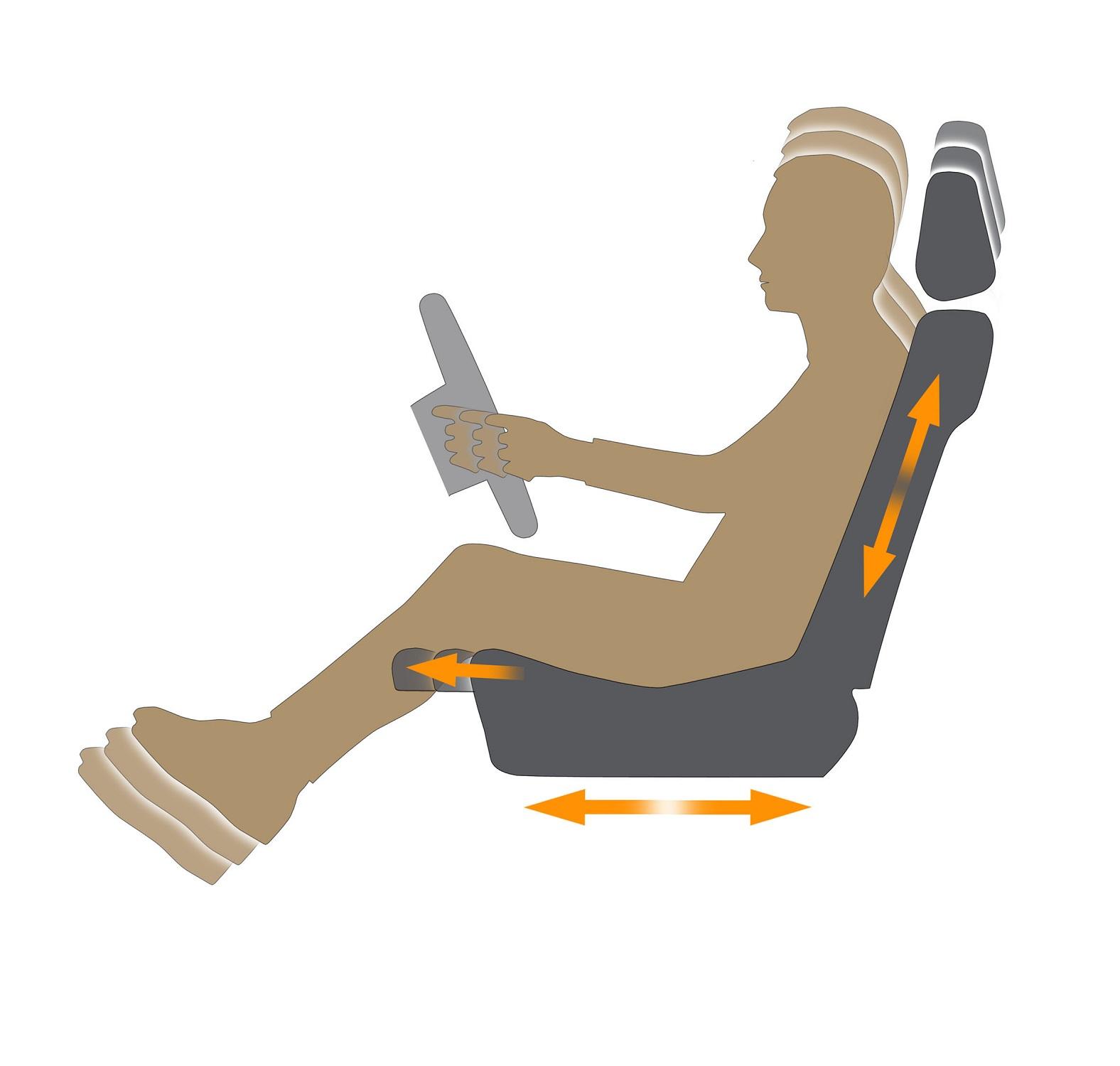 Opel's ergonomic seat