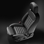 Opel Insignia driver's seat