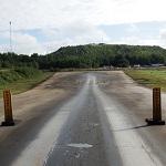 Road friction estimation test track in Sweden