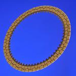 Borgwarner DCT friction material