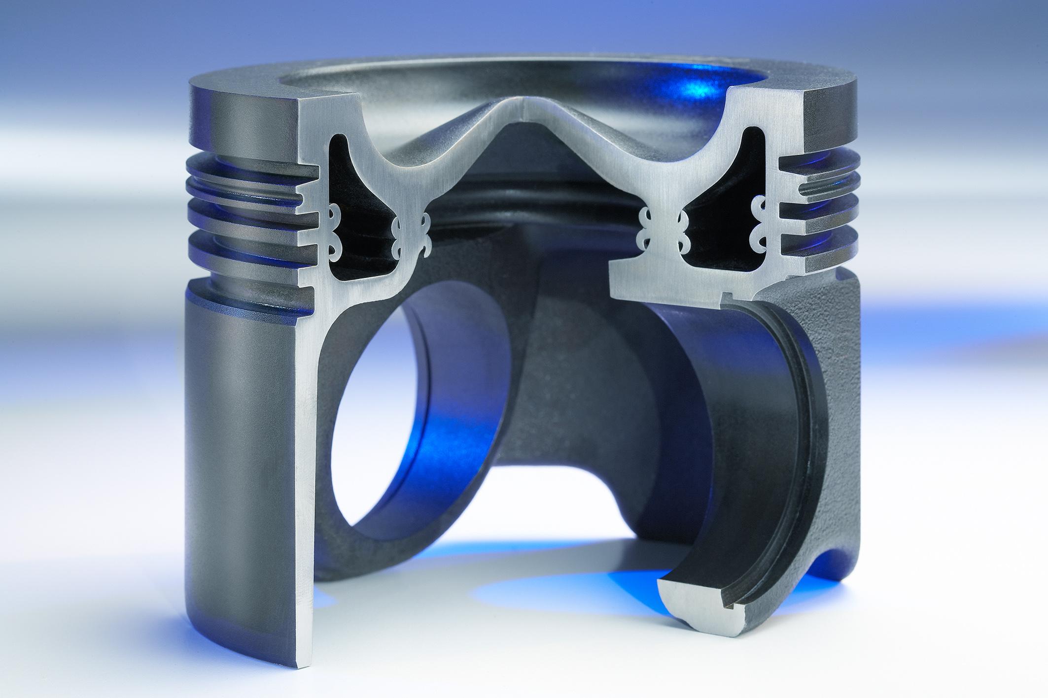 The Monosteel® piston