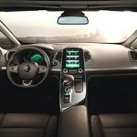 2015 Renault Espace interior