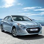 New Hyundai Sonata hybrid