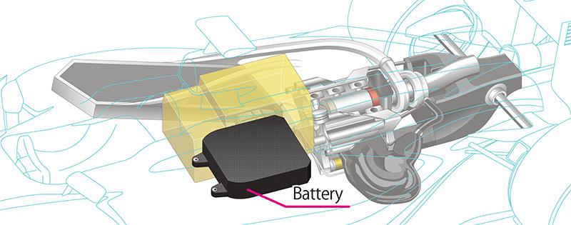 Power Unit Battery