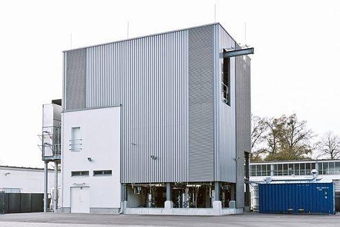 Audi e-diesel pilot plant