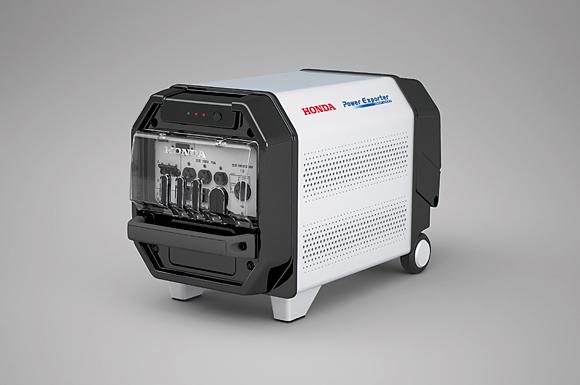 Honda Power Exporter CONCEPT