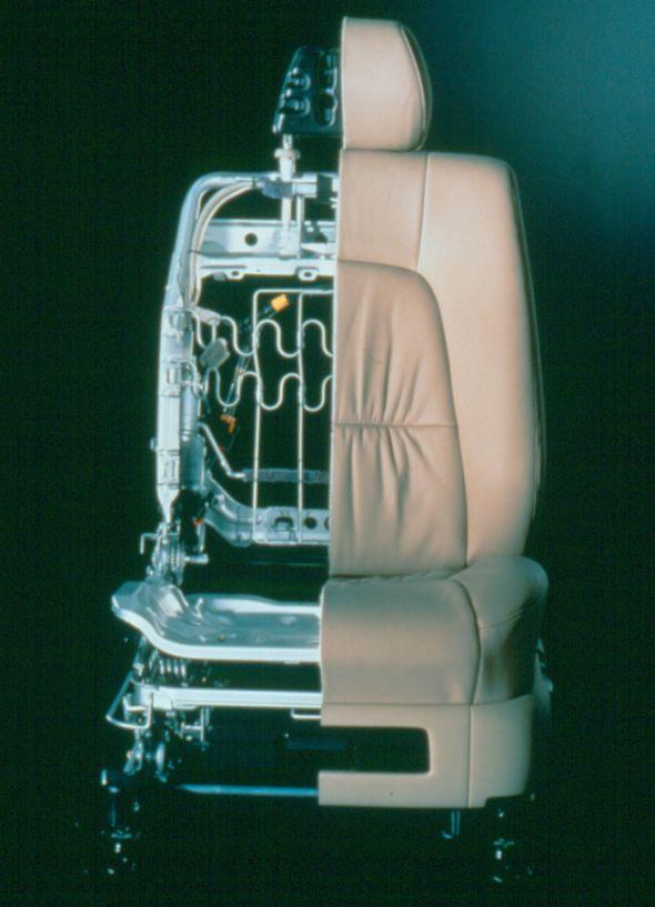 LS 400 seat
