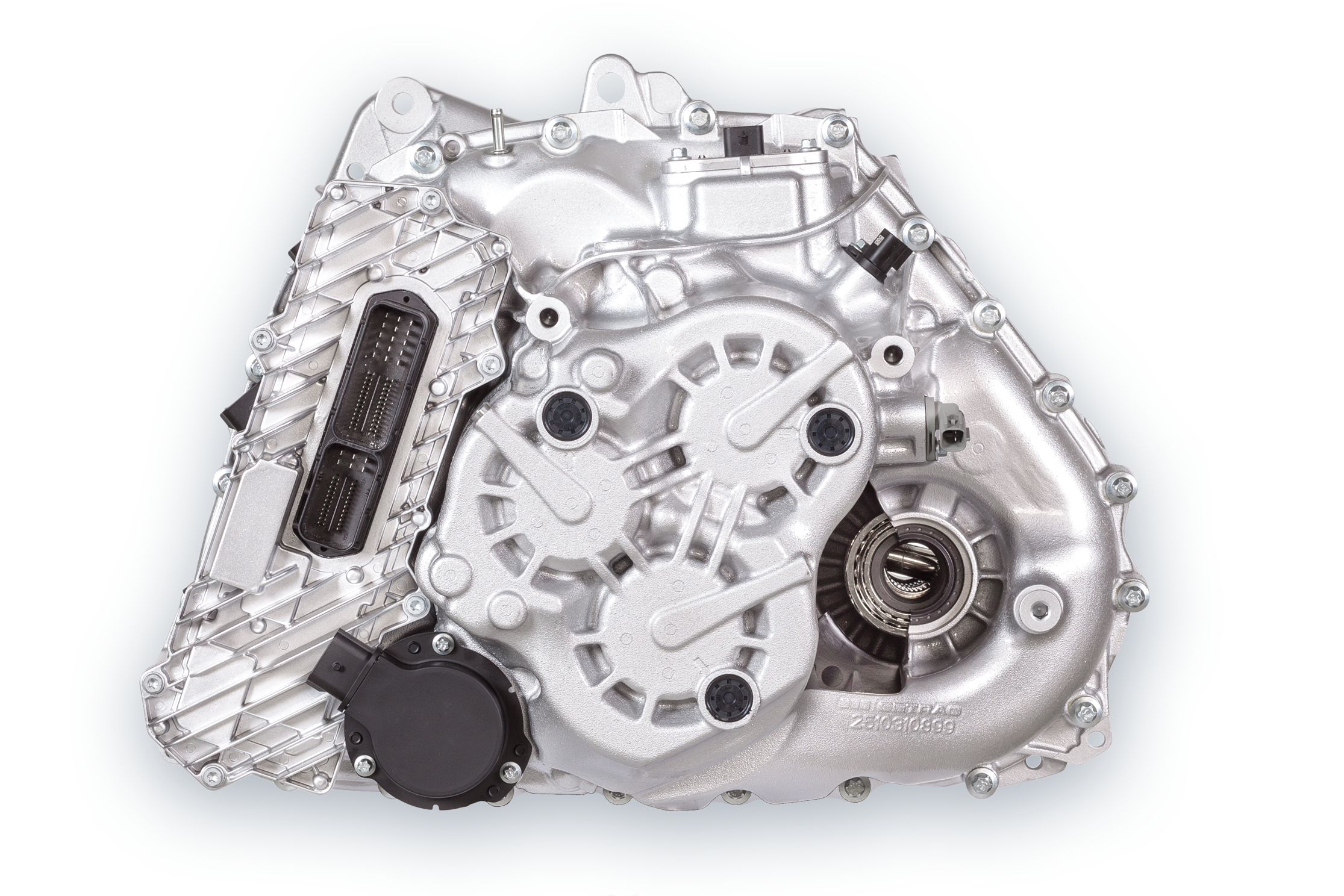The new dual-clutch transmission 7DCT300