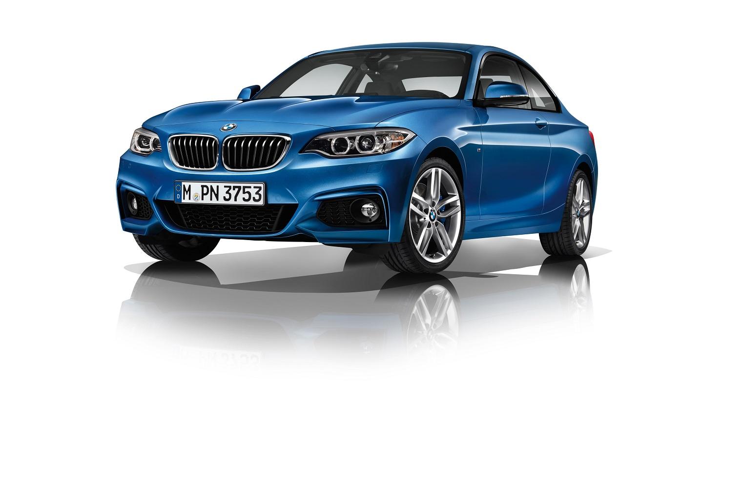 BMW 218i Coupe
