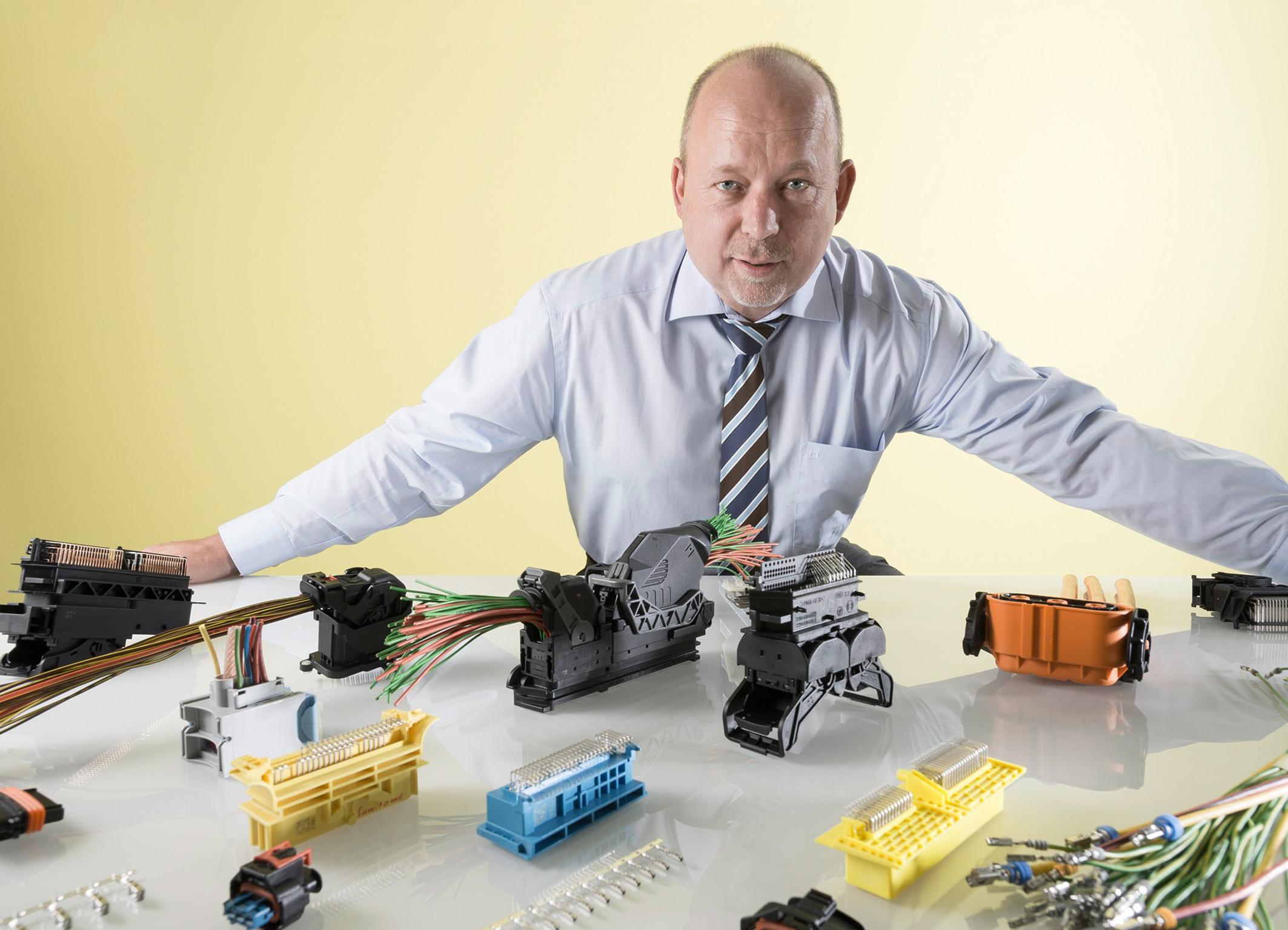 Palette de connecteurs Bosch