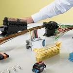 Bosch electrical connector range