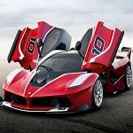 Ferrari FXX-K concept