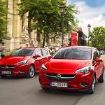 Opel's Side Blind Spot Alert