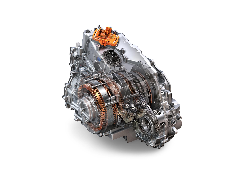 2016 Chevrolet Volt two-motor drive