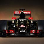 Lotus e23 2015 front