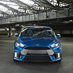 Ford Focus RS 2015 with EcoBoost engine