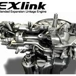 Honda EXlink engine
