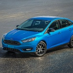 New Ford Focus 2015